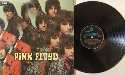 Lot 15 - PINK FLOYD - THE PIPER AT THE GATES OF DAWN LP (ORIGINAL UK MONO PRESSING - COLUMBIA SX 6157)