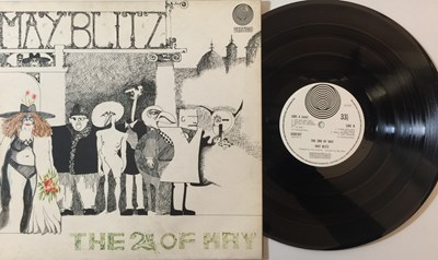 Lot 17 - MAY BLITZ - THE SECOND OF MAY LP (ORIGINAL UK PRESSING - VERTIGO SWIRL 6360 037)