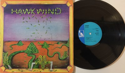 Lot 19 - HAWKWIND - HAWKWIND LP (ORIGINAL UK PRESSING - LIBERTY LBS 83348)