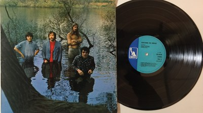 Lot 22 - GROUNDHOGS - SCRATCHING THE SURFACE LP (ORIGINAL UK PRESSING - LIBERTY LBS 83199