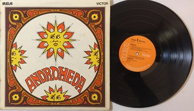 Lot 28 - ANDROMEDA - ANDROMEDA LP (ORIGINAL UK PRESSING - RCA VICTOR SF 8081)