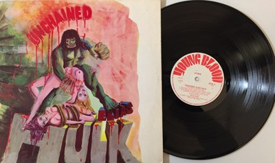 Lot 30 - ELIAS HULK - UNCHAINED LP (ORIGINAL UK PRESSING - YOUNG BLOOD SSYB 8)