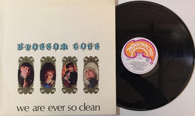 Lot 29 - BLOSSOM TOES - WE ARE EVER SO CLEAN LP (ORIGINAL UK PRESSING - MARMALADE 607001)