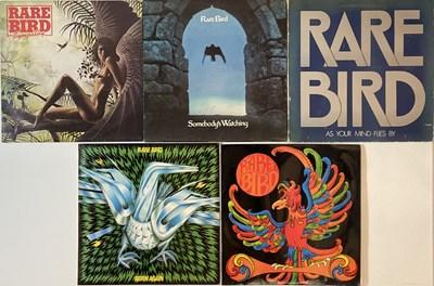 Lot 45 - RARE BIRD - LPs