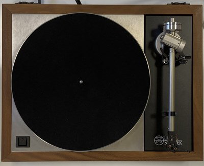 Lot 44 - LINN LP12 TURNTABLE WITH ITTOK TONEARM AND PHONO BOX.