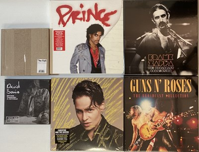 "Lot 838 - CLASSIC/ HEAVY/ ALT - BRAND NEW LP/ 7"" BOX-SETS."