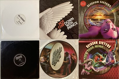"Lot 850 - INDIE/ ALT/ CLASSIC ROCK/ POP - LPs/ 12""/ 7"""