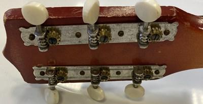 Lot 46 - GALLOTONE CHAMPION ACOUSTIC GUITAR (SAME MODEL AS JOHN LENNON PLAYED)