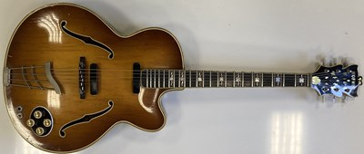 Lot 48 - HOFNER - 1957 COMMITTEE ELECTRIC GUITAR - USED AS RESIDENT GUITAR AT THE 2'IS COFFEE CLUB