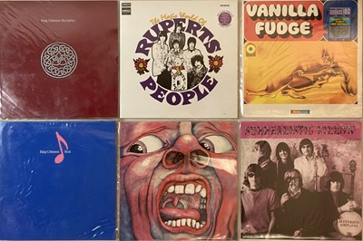 Lot 924 - PROG/ CLASSIC/ PSYCH ROCK - LPs