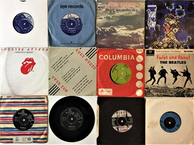 "Lot 928 - ROCK & POP 7"" COLLECTION (50s/80s)"