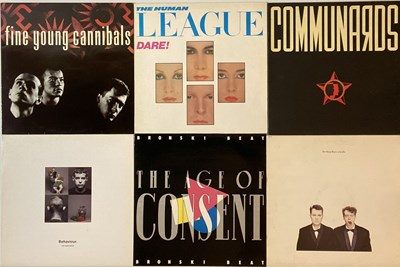 Lot 936 - CLASSIC ROCK & POP LPs (70s/80s)