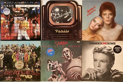 Lot 986 - CLASSIC ROCK & POP - LPs