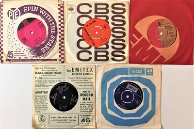 "Lot 984 - 60s UK 7"" (POP/MOD/BEAT)"