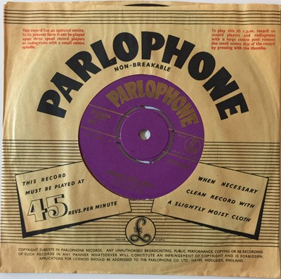 Lot 36-THE JAYHAWKS - STRANDED IN THE JUNGLE C/W MY ONLY DARLING 7'' (ORIGINAL UK RELEASE - PARLOPHONE 45-R 4228)