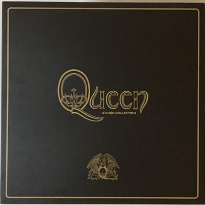 Lot 49-QUEEN - STUDIO COLLECTION LP BOX SET (15 ALBUM COLLECTION - 00602547202888)