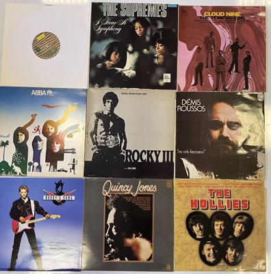 Lot 93 - VINYL COLLECTION OF A LONG SERVING EMPLOYEE AT EMI, HAYES.