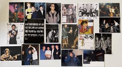 Lot 35 - SIGNED MUSIC MEMORABILIA / PROMO PHOTOS ETC.