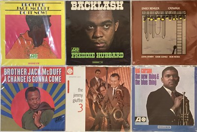 Lot 711 - JAZZ - LPs (BOB/COOL/TRAD)