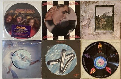 Lot 724 - CLASSIC ROCK & POP/SOUL/FUNK/DISCO - LPs/12""