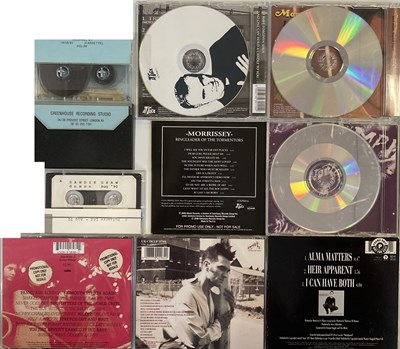 Lot 69-MORRISSEY/SMITHS AND SANDIE SHAW - DEMO CASSETTES & CDs