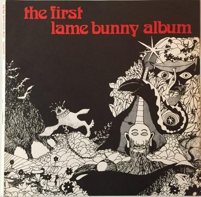 Lot 7-THE FIRST LAME BUNNY ALBUM (SPACEWARD STUDIOS LP EDEN LP 53)
