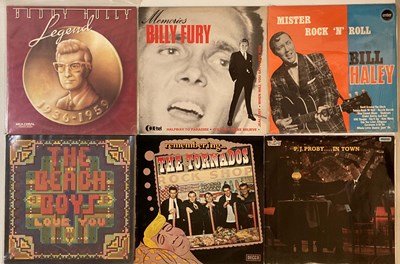 Lot 1207 - R&R/ROCK & POP - LPs/CD COLLECTION