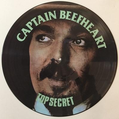 Lot 1 - CAPTAIN BEEFHEART - LPs
