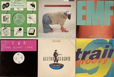 """Lot 5 - INDIE/ ALT/ BRIT POP - LPs/ 12"""""""