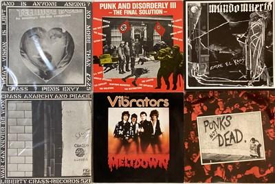 Lot 7 - PUNK/ HARDCORE LPs