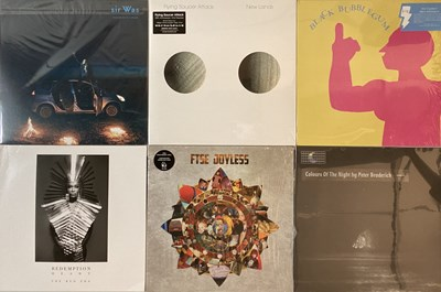 Lot 9 - INDIE/ ALT/ CLASSIC - MODERN/ NEW LPs