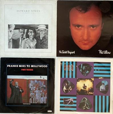Lot 10 - ALT/ WAVE/ POP - LPs