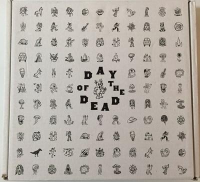 Lot 11 - DAY OF THE DEAD - 4AD LP BOX SET (RAD 3624)
