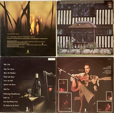 Lot 12 - MARC BRIERLEY/ JOHN MARTYN - LPs