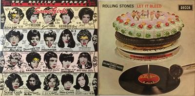 Lot 17 - THE ROLLING STONES - LP RARITIES