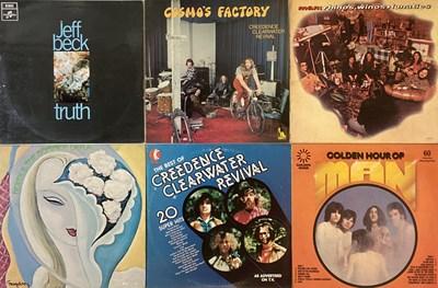 Lot 22 - CLASSIC/ PROG/ BLUES ROCK - LPs