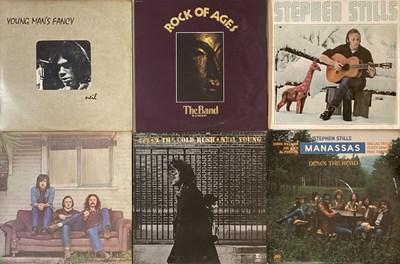 Lot 23 - CLASSIC/ FOLK ROCK - LPs