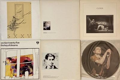"Lot 27 - JOY DIVISION/ FACTORY RECORDS - LPs/ 12"""
