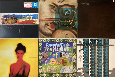 """Lot 30 - INDIE/ ALT/ PUNK/ WAVE - LP/ 12""""/ 7""""/ CASSETTE"""