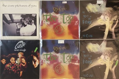"Lot 37 - THE CURE - LPs/ 12"" COLLECTION"
