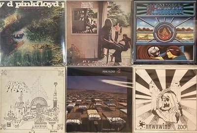 Lot 39 - PINK FLOYD/ HAWKWIND - LPs