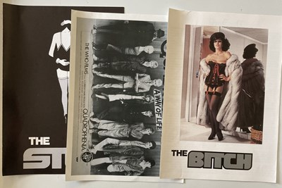 Lot 45 - BRENT WALKER FILMS - POSTERS AND PROMOTIONAL ITEMS - MCVICAR AND MORE.