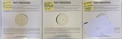 Lot 14 - DEF LEPPARD - WHITE LABEL TEST PRESSINGS (2021 RELEASES)