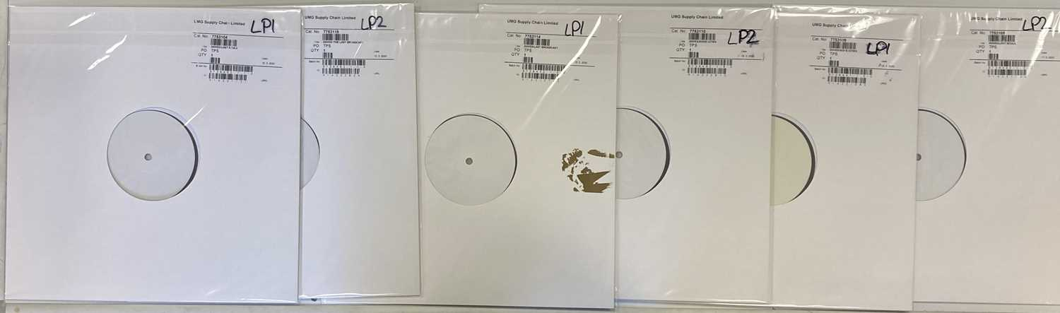Lot 18 - DOVES - WHITE LABEL TEST PRESSING LPs (2020 RELEASES)