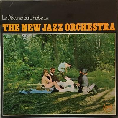 Lot 9-THE NEW JAZZ ORCHESTRA - LE DEJEUNER SUR L'HERBE LP (ORIGINAL UK STEREO PRESSING - VERVE SVLP 9236)