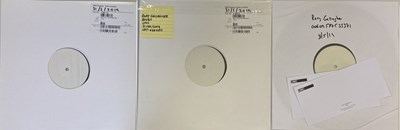 Lot 25 - RORY GALLAGHER - LPs (2019 WHITE LABEL TEST PRESSING RELEASES)