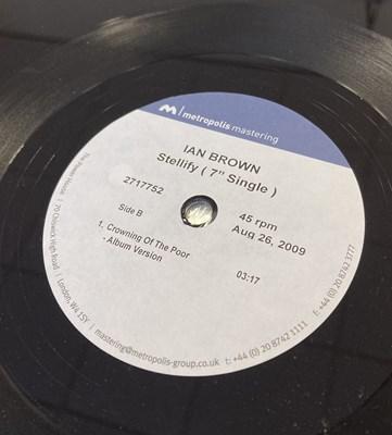 "Lot 28 - IAN BROWN - STELLIFY 7"" ACETATE RECORDING (2717752)"
