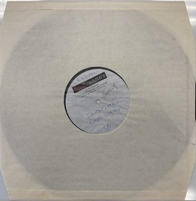 Lot 37 - SNOW PATROL - FINAL STRAW LP (THE SOUND MASTERS ACETATE RECORDING)