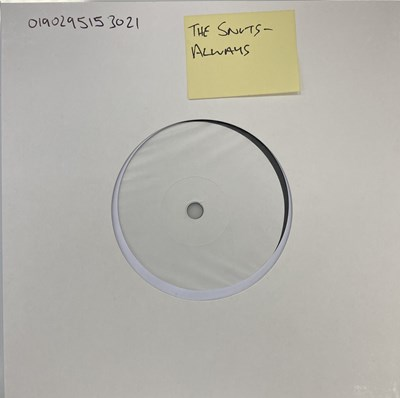 """Lot 42 - THE SNUTS - ALWAYS 7"""" (WHITE LABEL TEST PRESSING)"""