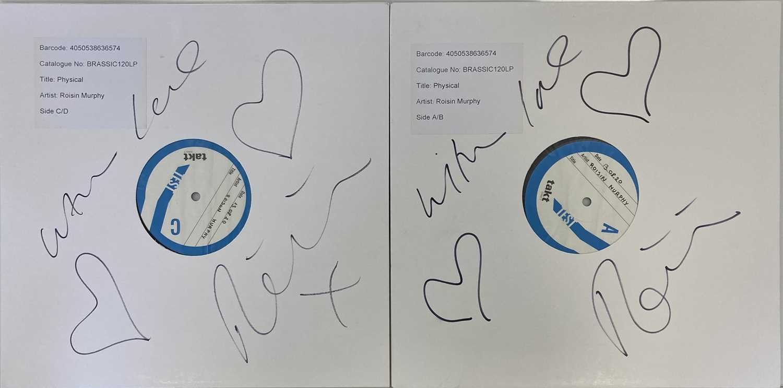 Lot 45 - ROISIN MURPHY - ROISIN MACHINE LP (2020 WHITE LABEL TEST PRESSING - SIGNED)